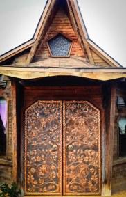 Maria Sophia Chaple Doors