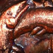 Sooriya Kumar Copper Art Image 1336