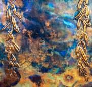 Sooriya Kumar Copper Art Image 1394