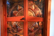 Unity of Religions Copper Door