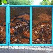 Taro Panel Gate