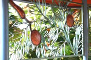 Breadfruit Garden Panel
