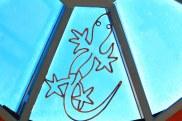 Bent Steel Garden Gazebo Art Gekko