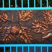 Breadfruit Gate (detail 2)