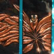 Multi Panel outdoor gate Art by Sooriya Kumar