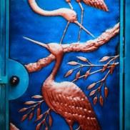 Cranes Side Gate Entrance