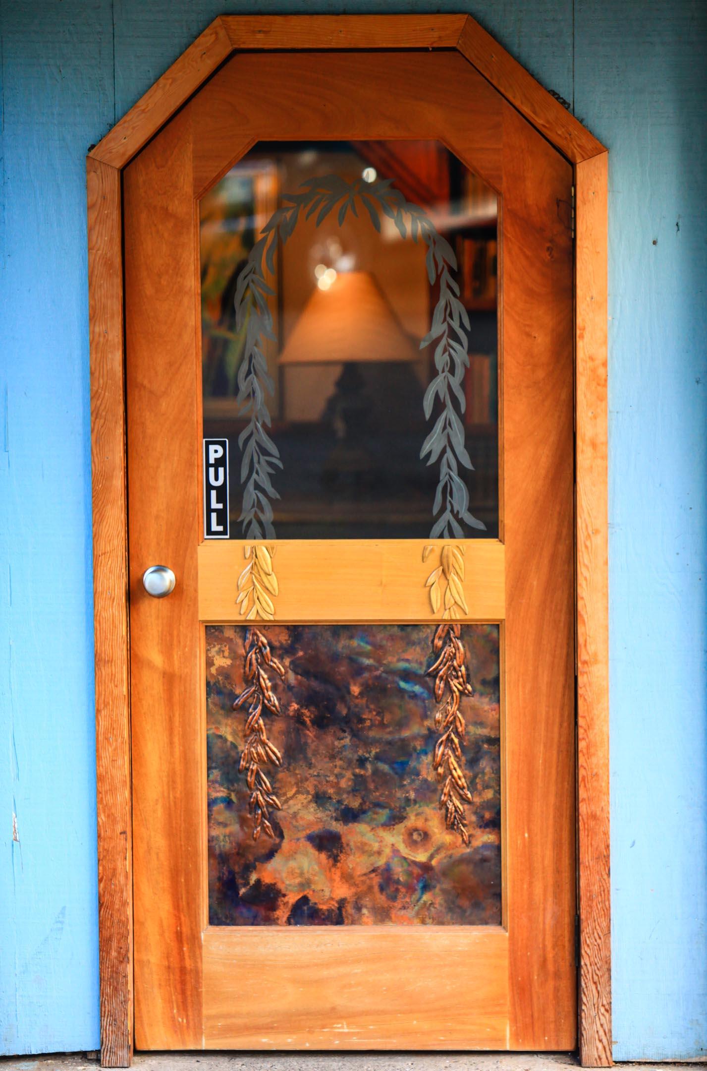 Kahumana Cafe Door & Kahumana Cafe Door | Sooriya Art