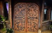Maria Sophia Chapel Doors (detail)